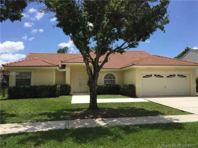 1516 SW 98th Ln, Davie, FL 33324 (MLS #A10314830) :: Green Realty Properties
