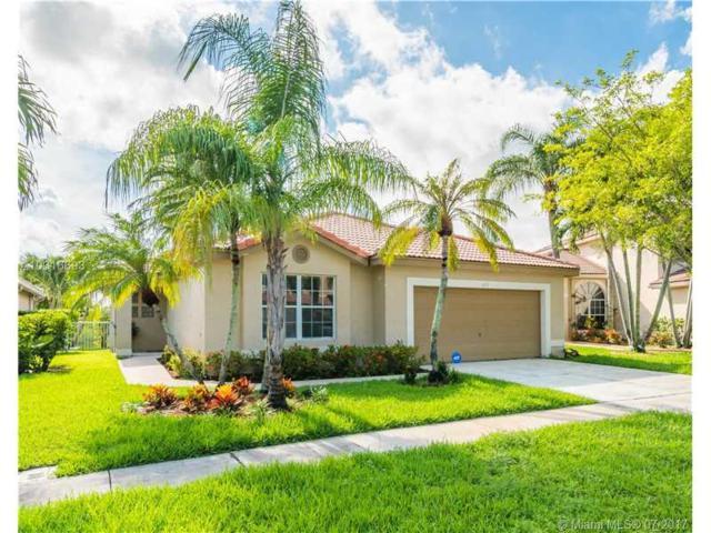 1371 SW 178th Way, Pembroke Pines, FL 33029 (MLS #A10316693) :: Castelli Real Estate Services