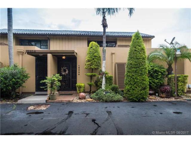 16000 Kilmarnock Dr #16000, Miami Lakes, FL 33014 (MLS #A10320561) :: Green Realty Properties