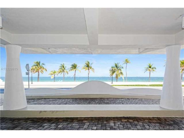209 N Fort Lauderdale Beach Blvd 7C, Fort Lauderdale, FL 33304 (MLS #A10326610) :: The Teri Arbogast Team at Keller Williams Partners SW