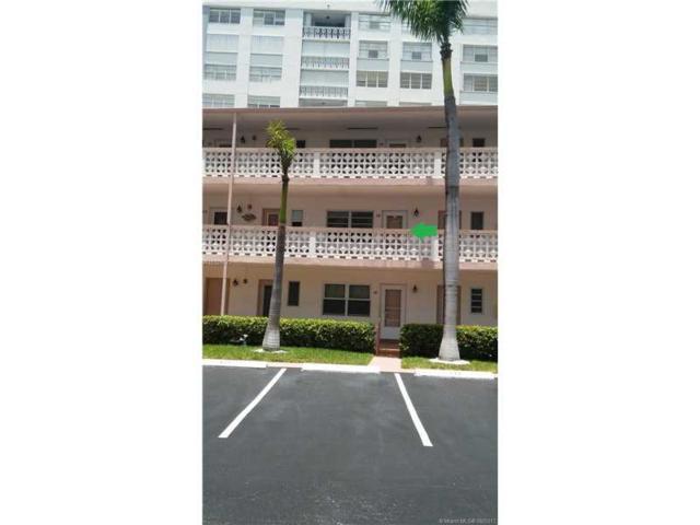 3127 S Ocean Dr #218, Hallandale, FL 33009 (MLS #A10327077) :: RE/MAX Presidential Real Estate Group