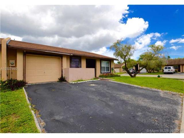 9471 W Fern Ln #9471, Miramar, FL 33025 (MLS #A10327893) :: RE/MAX Presidential Real Estate Group