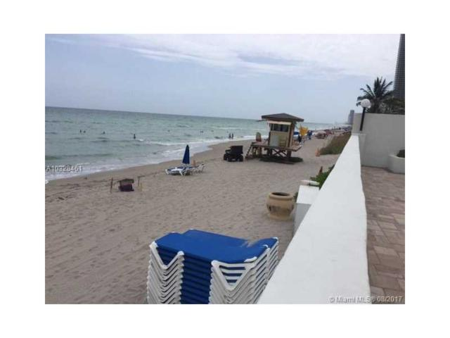 3725 S Ocean Dr #917, Hollywood, FL 33019 (MLS #A10328461) :: RE/MAX Presidential Real Estate Group