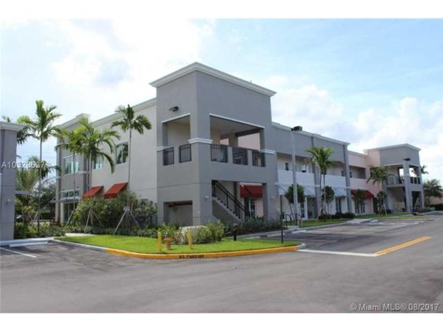 2501 Palm Ave Unit #107, Miramar, FL 33025 (MLS #A10328537) :: RE/MAX Presidential Real Estate Group