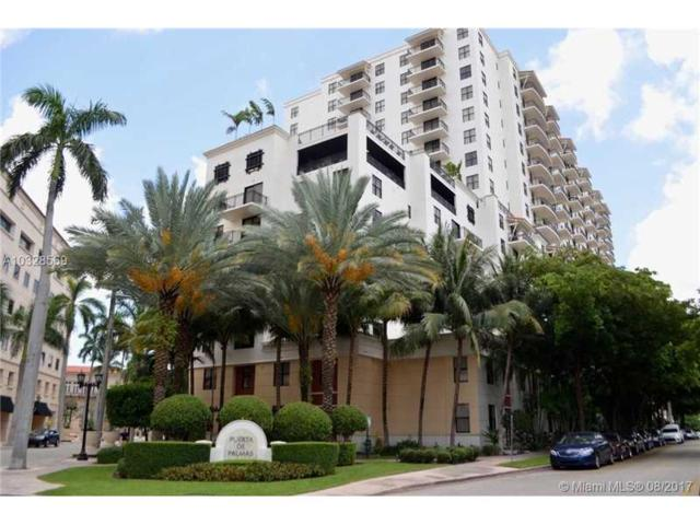 888 S Douglas Rd #1113, Coral Gables, FL 33134 (MLS #A10328569) :: The Riley Smith Group