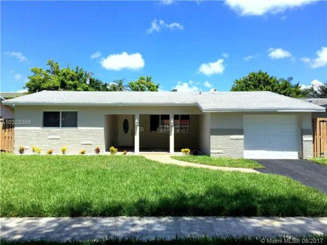 2160 NW 64th Ter, Sunrise, FL 33313 (MLS #A10329366) :: The Teri Arbogast Team at Keller Williams Partners SW