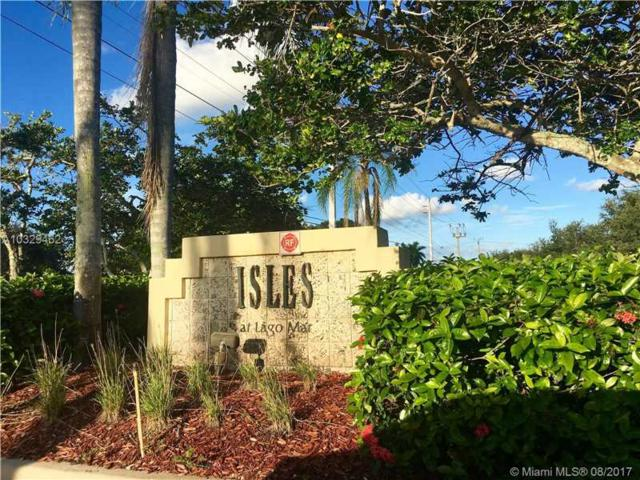 13090 Vista Isles Drive #121, Sunrise, FL 33325 (MLS #A10329462) :: The Teri Arbogast Team at Keller Williams Partners SW