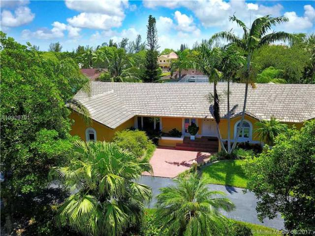 5940 SW 134th St, Pinecrest, FL 33156 (MLS #A10329701) :: The Riley Smith Group