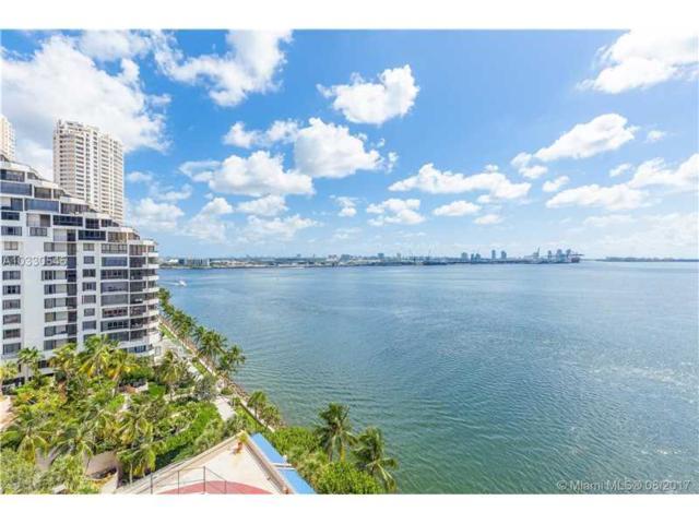 770 Claughton Island Dr #1213, Miami, FL 33131 (MLS #A10330545) :: The Riley Smith Group