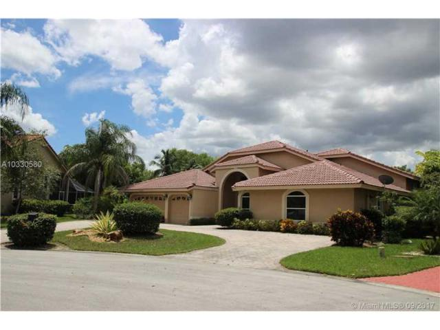 12732 NW 17th St., Coral Springs, FL 33071 (MLS #A10330580) :: Green Realty Properties