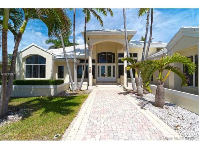 152 Ocean Blvd, Golden Beach, FL 33160 (MLS #A10330713) :: Green Realty Properties