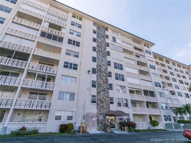1893 S Ocean Dr #204, Hallandale, FL 33009 (MLS #A10330828) :: The Chenore Real Estate Group