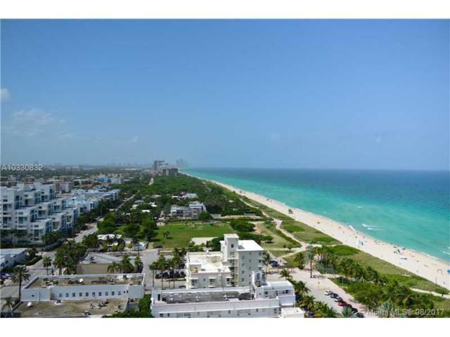 7330 Ocean Terrace 21-D, Miami Beach, FL 33141 (MLS #A10330832) :: The Riley Smith Group