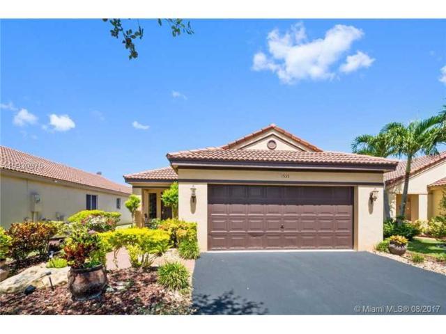1535 Mira Vista Cir, Weston, FL 33327 (MLS #A10330975) :: The Chenore Real Estate Group