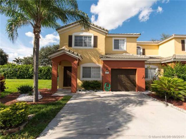 1865 SW 103rd Ave, Miramar, FL 33025 (MLS #A10331114) :: Green Realty Properties