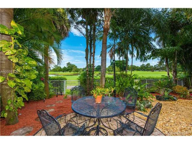 1181 W Wilshire Cir E, Pembroke Pines, FL 33027 (MLS #A10331206) :: The Chenore Real Estate Group