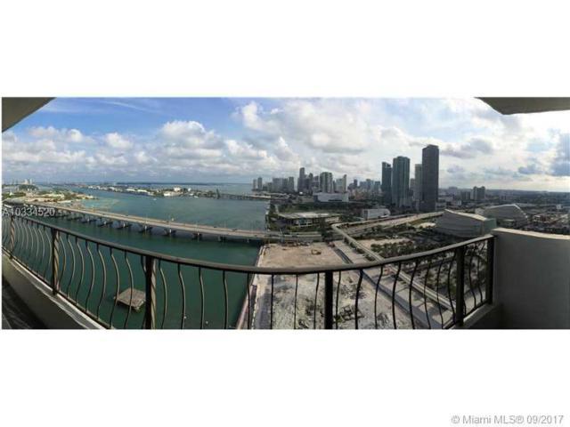 555 NE 15th St 33K, Miami, FL 33132 (MLS #A10334520) :: The Teri Arbogast Team at Keller Williams Partners SW