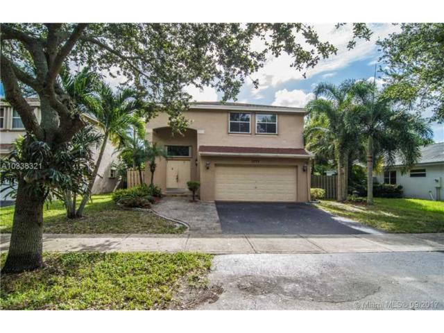 1444 NW 49th Ave, Coconut Creek, FL 33063 (MLS #A10338321) :: Stanley Rosen Group