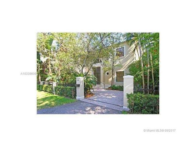 150 W Sunrise Ave, Coral Gables, FL 33133 (MLS #A10338606) :: The Riley Smith Group