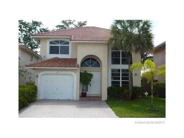 622 Turtle Run, Weston, FL 33326 (MLS #A10340982) :: Green Realty Properties