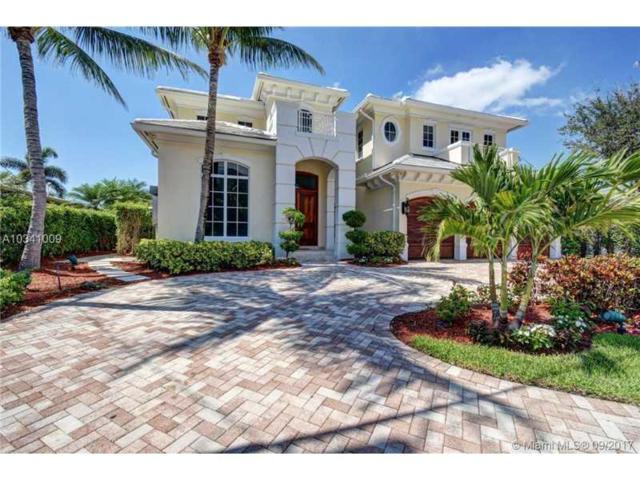 838 NE 73rd Street, Boca Raton, FL 33487 (MLS #A10341009) :: Green Realty Properties