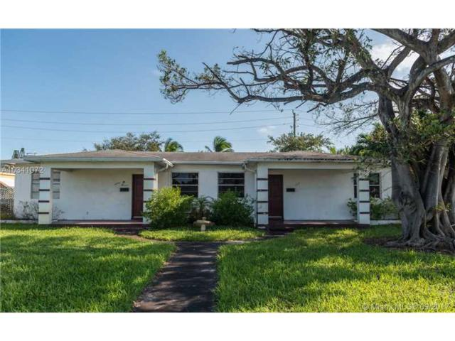 1942 Johnson St, Hollywood, FL 33020 (MLS #A10341072) :: Green Realty Properties