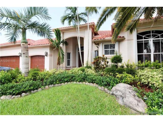 2587 Mayfair Ln, Weston, FL 33327 (MLS #A10341155) :: Castelli Real Estate Services