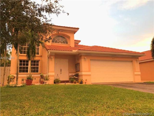 13437 NW 6th Dr, Plantation, FL 33325 (MLS #A10341946) :: Green Realty Properties