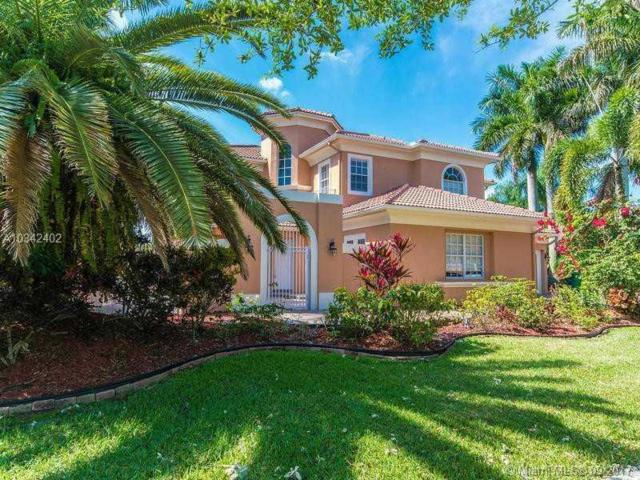 15686 SW 17th St, Davie, FL 33326 (MLS #A10342402) :: Castelli Real Estate Services