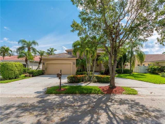 331 Fairmont Way, Weston, FL 33326 (MLS #A10342467) :: Green Realty Properties