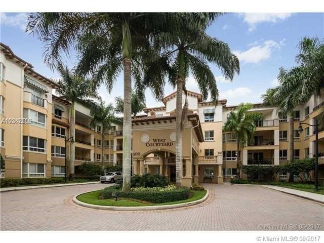 16135 Emerald Estates Driv #372, Weston, FL 33331 (MLS #A10342566) :: Green Realty Properties