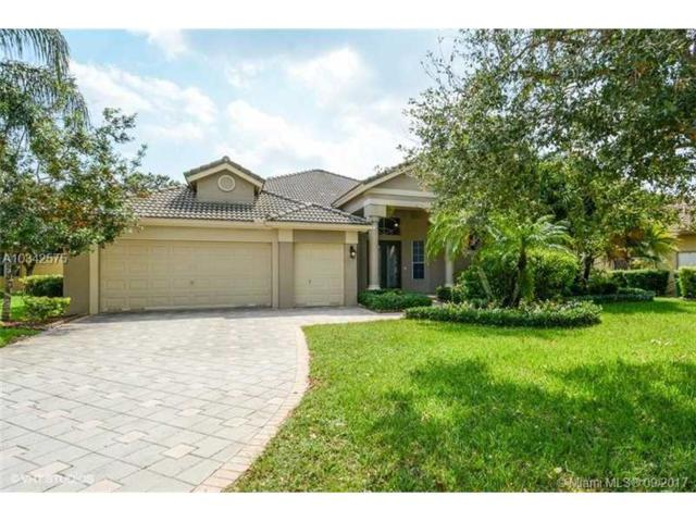 8100 Bermuda Point Ln, Davie, FL 33328 (MLS #A10342575) :: Green Realty Properties