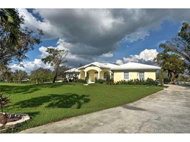 20401 SW 52nd St, Pembroke Pines, FL 33332 (MLS #A10342607) :: Castelli Real Estate Services