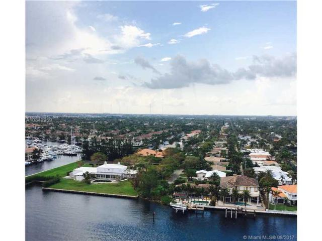 1201 S Ocean Dr 1811S, Hollywood, FL 33019 (MLS #A10342959) :: Green Realty Properties
