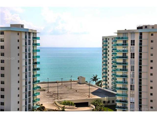 3800 S Ocean Dr #1416, Hollywood, FL 33019 (MLS #A10343436) :: Green Realty Properties