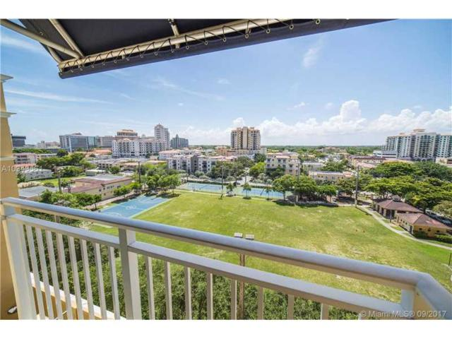 50 Menores Ave #808, Coral Gables, FL 33134 (MLS #A10343561) :: The Riley Smith Group