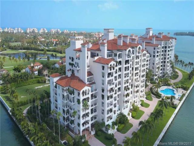 5335 Fisher Island Dr #5335, Miami Beach, FL 33109 (MLS #A10343858) :: The Riley Smith Group