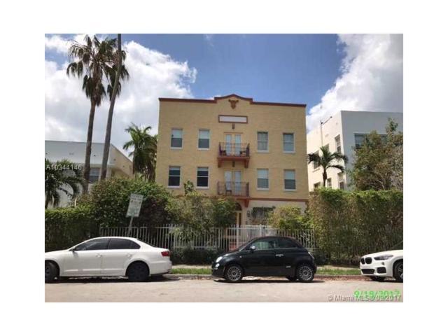 1350 Pennsylvania Ave #205, Miami Beach, FL 33139 (MLS #A10344146) :: The Riley Smith Group