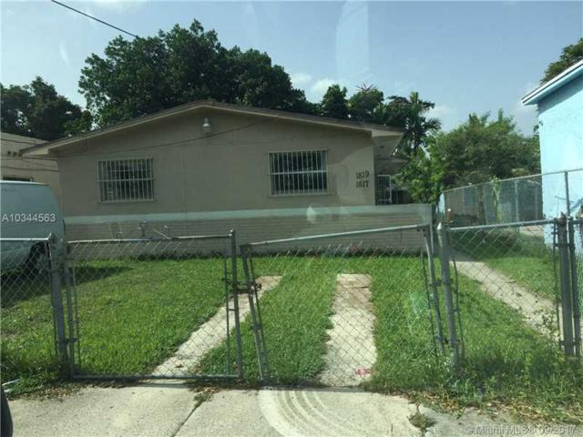 1817 NW 44th St, Miami, FL 33142 (MLS #A10344563) :: Green Realty Properties