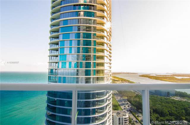 15811 Collins Ave #2602, Sunny Isles Beach, FL 33160 (MLS #A10368557) :: Search Broward Real Estate Team