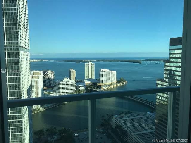 500 Brickell Ave #4101, Miami, FL 33131 (MLS #A10388323) :: Castelli Real Estate Services