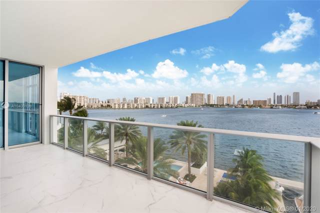 17301 Biscayne Blvd #409, Aventura, FL 33160 (#A10400130) :: Real Estate Authority