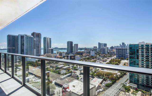 121 NE 34 Street #2403, Miami, FL 33137 (MLS #A10434792) :: Patty Accorto Team