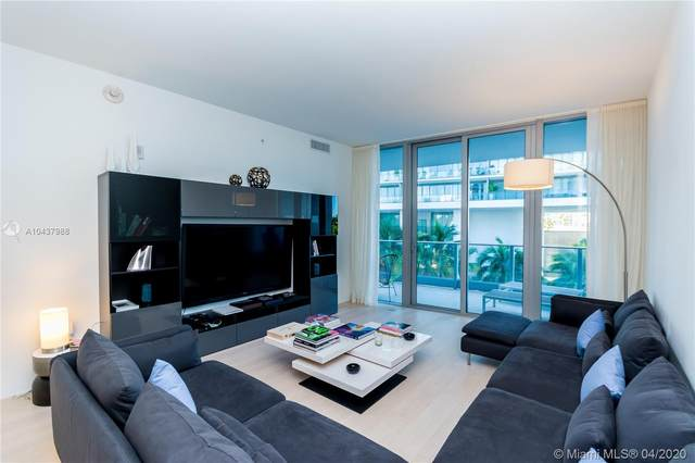 801 S Pointe Dr #303, Miami Beach, FL 33139 (MLS #A10437988) :: The Jack Coden Group