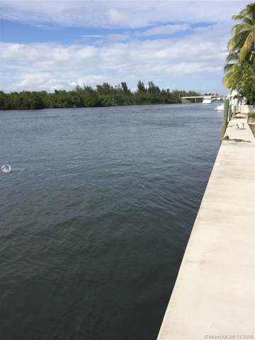 5500 N Ocean Dr, Hollywood, FL 33019 (MLS #A10451567) :: Albert Garcia Team