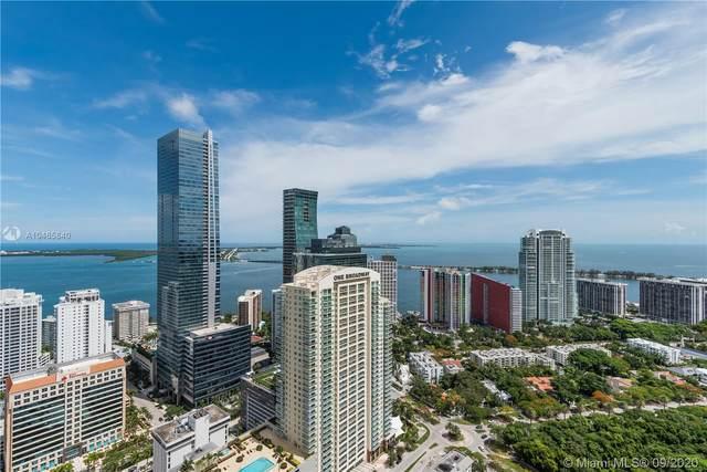 60 SW 13th Street #4201, Miami, FL 33130 (MLS #A10465840) :: Prestige Realty Group