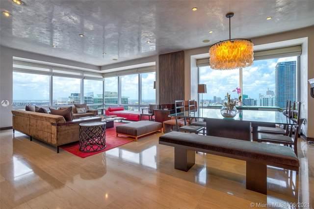 1425 Brickell Ave 55CD, Miami, FL 33131 (#A10473256) :: Posh Properties