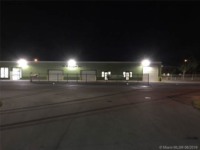 916 N Flagler Ave, Homestead, FL 33030 (MLS #A10497781) :: The Teri Arbogast Team at Keller Williams Partners SW