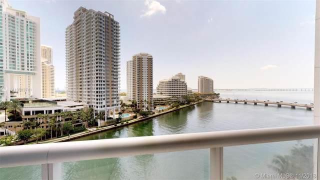 495 Brickell Ave #1022, Miami, FL 33131 (MLS #A10503741) :: Berkshire Hathaway HomeServices EWM Realty