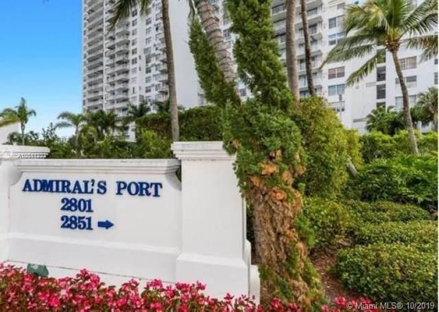 2851 NE 183rd St 112E, Aventura, FL 33160 (MLS #A10511223) :: Castelli Real Estate Services